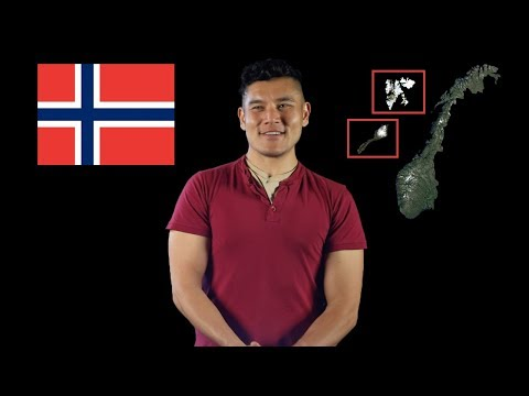 Geography Now! NORWAY
