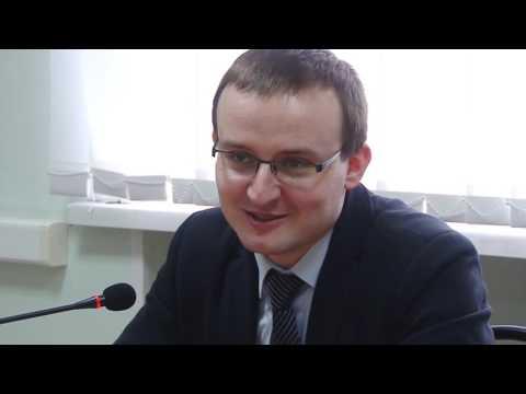Седых Игорь Олегович, председатель молодежной палаты при городской Думы Нижнего Новгорода