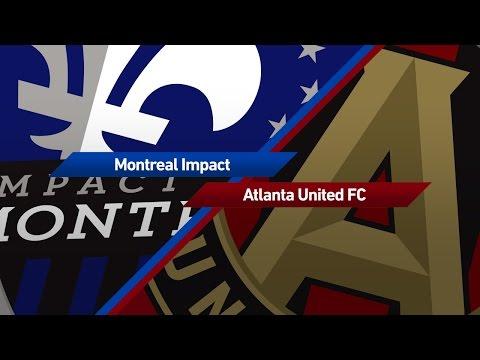 HIGHLIGHTS   Montreal Impact vs. Atlanta United   April 15, 2017
