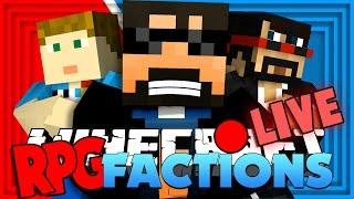 Minecraft RPG Factions | 1v1v1 BATTLE CHALLENGE!! [3]