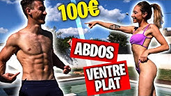 CHALLENGE ABDOS EN 30 JOURS (100€ pour les plus beaux abdos)