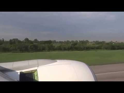 Emirates B77W EK612 - Landing at Islamabad (ISB) - August 21, 2015