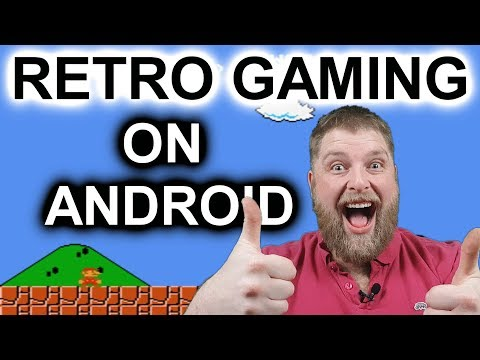 Play RETRO Games On This Awesome All In 1 App