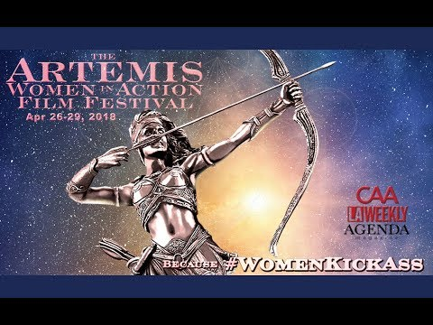 Highlights of the Artemis Awards Gala 2018