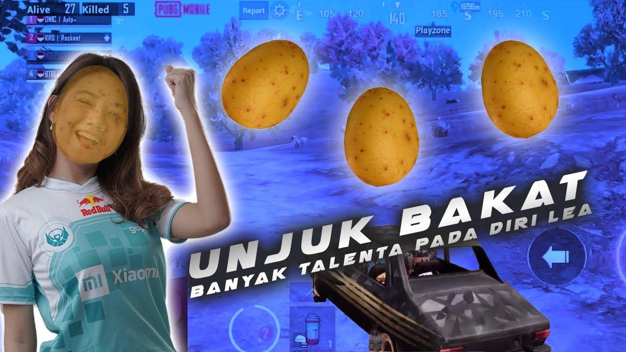 LEA SEBENTAR LAGI JADI MODEL IKLAN TV??? - PUBG Mobile Indonesia