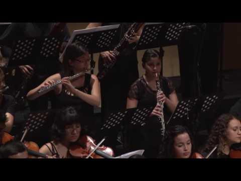"AFMED 2016 / Mayo 14 - SINFONÍA 3 ""EROICA"" . L. v. Beethoven - Roberto González-Monjas, Director"
