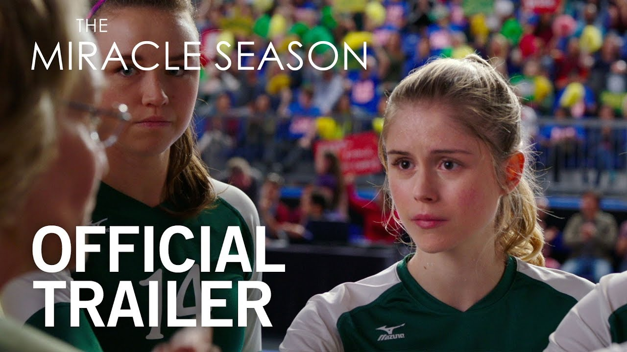 The Miracle Season Official Trailer Youtube