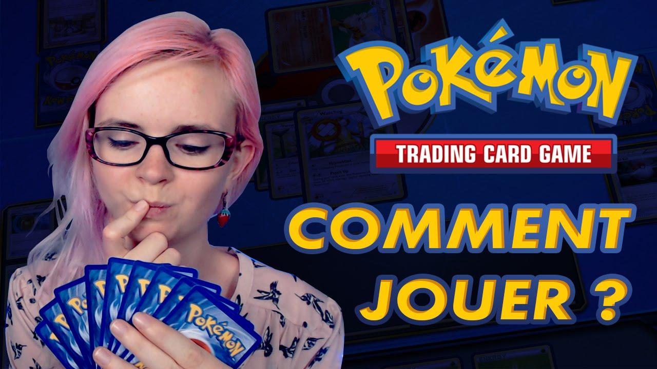 Comment Jouer Au Jeu De Cartes Pokemon Youtube