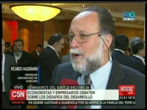 C5N - SOCIEDAD: SEMINARIOS DEL BANCO PROVINCIA