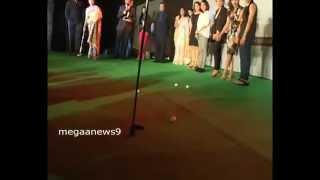 IAS Officer Smitha Sabarwal Playing Golf