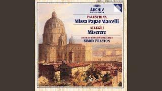Palestrina: Missa Papae Marcelli - Agnus Dei I - II