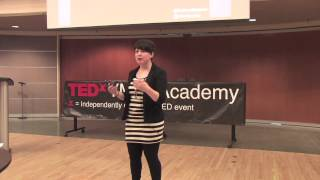 The ABCs of resilience: Kathryn Meisner at TEDxYMCAAcademy