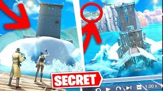 LE SECRET DE LA SAISON 9 ! LE MONSTRE VA ATTAQUER LA MAP DE FORTNITE ...