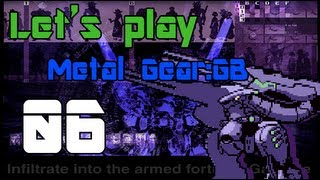 Прохождение Metal Gear: Ghost Babel / Metal Gear Solid [GBC]. Часть VI