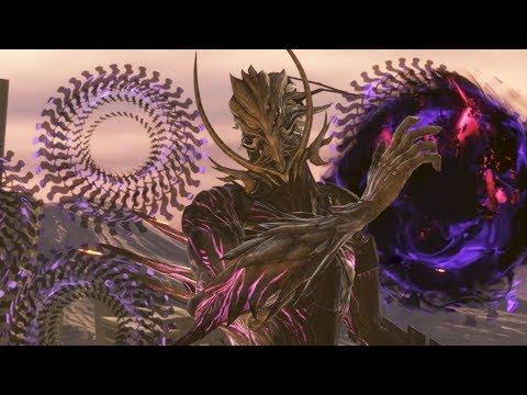 God Eater 3: Odin Boss Fight