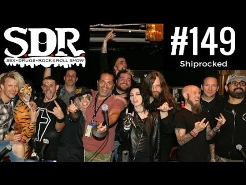 Naked Lady - Bands & Comedians @ Shiprocked 2017 |  The SDR Show