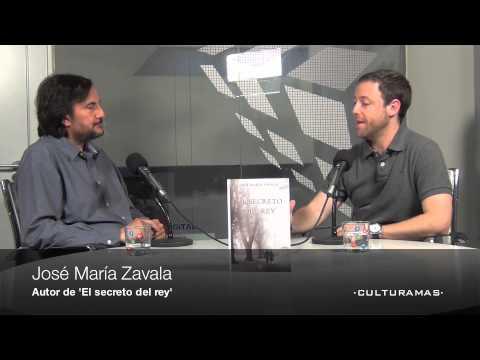 José María Zavala, autor de