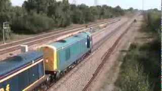 UK Rail Freight - North Stafford Junction - 5 Sep 13