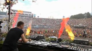 Nicky Romero - Block Rockin' Beats (The Chemical Brothers) @ Tomorrowland 2012