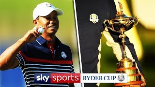 LIVE! Ryder Cup Opening Ceremony | Team Europe vs Team USA