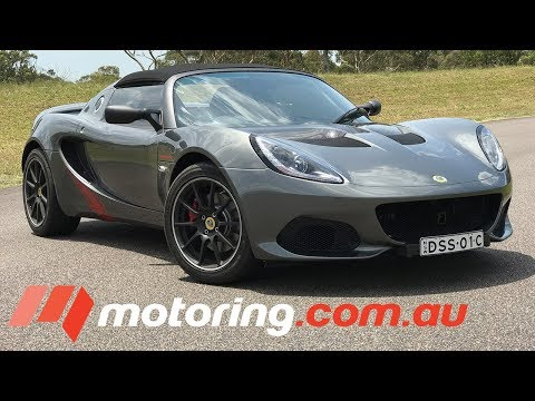2018 Lotus Elise 220 Sprint Review| motoring.com.au