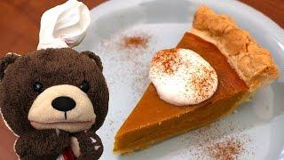 Download Pumpkin spice pie!混ぜて焼くだけ!簡単激うまパンプキンパイの作り方 Mp3 and Videos