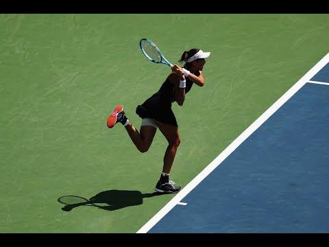 2017 Western & Southern Open QFs | Garbiñe Muguruza vs Svetlana Kuznetsova | Highlights