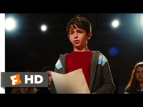 Diary of a Wimpy Kid (2010) - The Wonderful Wizard of Oz Audition Scene (4/5) | Movieclips