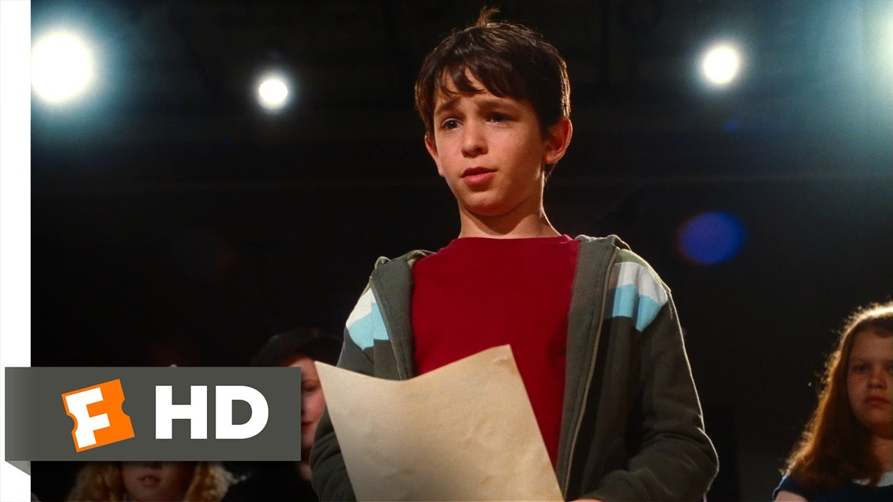 Diary of a Wimpy Kid (2010) - The Wonderful Wizard of Oz Audition ...