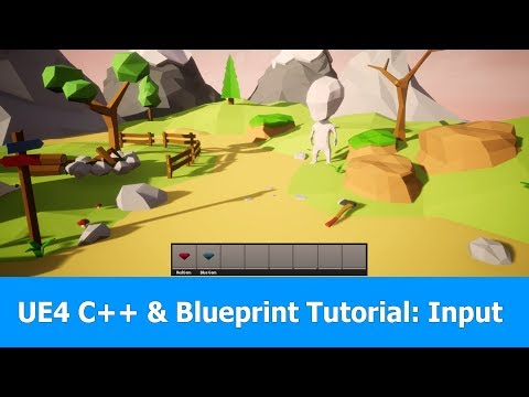 Blender Export to Unreal Engine 4 : UE Tools Addon - YouTube