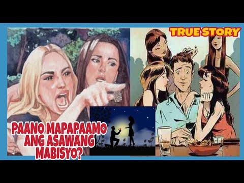 TRUE STORY PAANO MAPAPAAMO ANG ASAWANG MABISYO?/KWENTONG MISTERYO