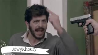 علاقات خاصة - اياد عم يخنق لمار! معقول بطل يحبها ! - جوي خوري و طوني عيسى