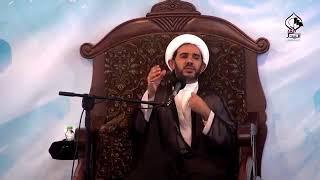 الشيخ علي مال الله-الرد على إشكالية الرازي في عدم خشوع أمير المؤمنين عليه السلام أثناء تصدقه بالخاتم
