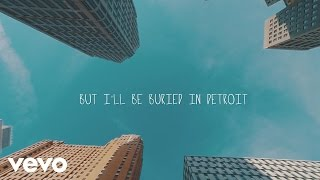 mike posner buried in detroit lucas lowe remix lyric video ft big sean