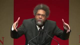 Dr. Cornel West Lecture 'Politics in the Humanities' at Brown University