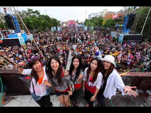 เพลงแดนซ์ สงกรานต์ Nonstop 2015 ไทยลูกทุ่ง 148