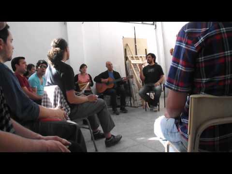 Escuela de arte Leopoldo Marechal, Canto colectivo II, 2013.