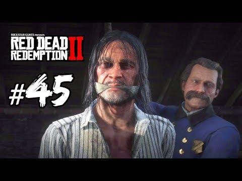 #45 絞刑現場 Red Dead Redemption 2 碧血狂殺2 中文版 [PS4 Pro]