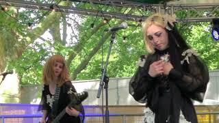 KAELAN MIKLA -   glimmer og aska - London BST Festival - 07.07.2018