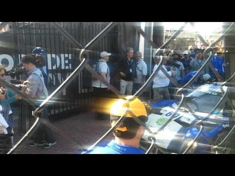 Grand-Am Road Racing - Rolex 24 at Daytona - AJ Pulls Into Victory Lane (4:00pm - 01/29/12)