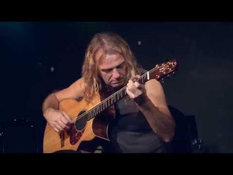 "Peter Autschbach plays ""Drachenflug"" on baritone guitar"