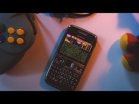 Nokia e72 - Retro Review
