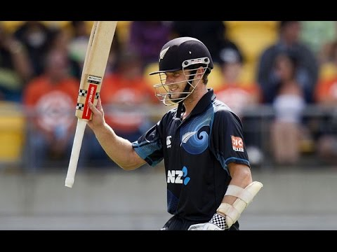 Kane Williamson - The Future of NZ Cricket.