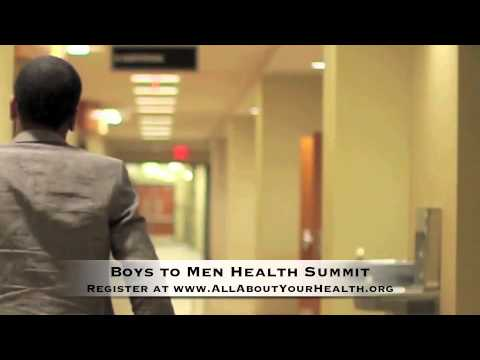 Boys to Men Health Summit- CLEVELAND OHIO (Commercial 1)