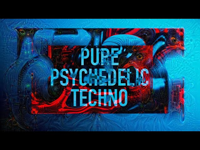 Digital Diamonds: Pure Psychedelic Techno