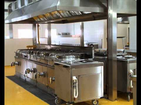 Grandes cocinas industriales youtube - Cocinas industriales de gas ...