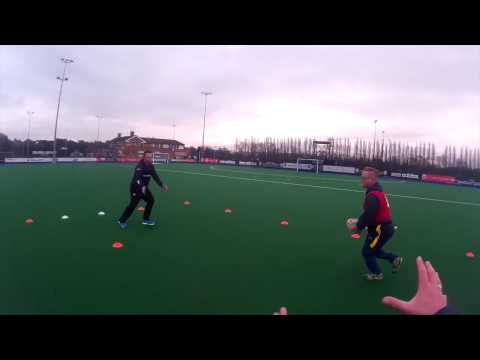 Primary PE Lesson Plan ideas for teachers.  Tag Rugby - 2 v 1 Fixing the Defender