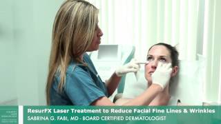 San Diego ResurFX Laser Treatment | Cosmetic Laser Dermatology Thumbnail