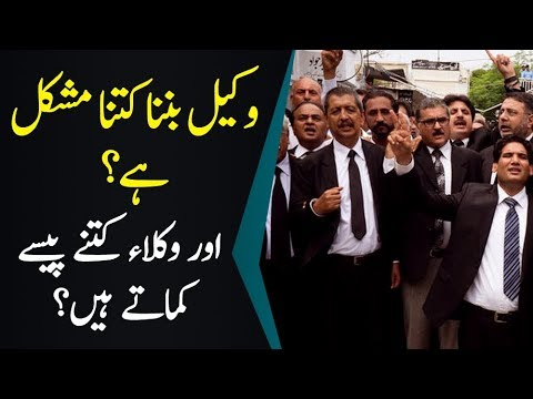 How Much a Lawyer Earns In Pakistan? | Tips To Have A Successful Career In Law
