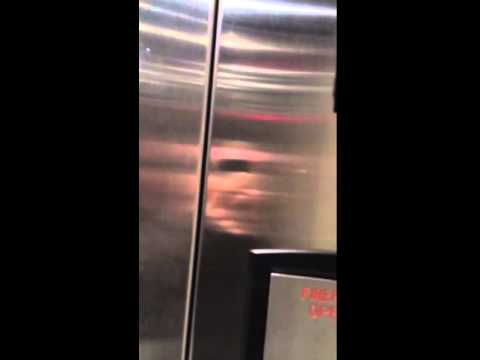 Thyssenkrupp elevator at Neiman marcus